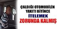 Konya'da Çaldığı Minibüste Uyuya Kalan Hırsız Tutuklandı