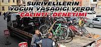 Konya'da Çalıntı Motosiklet Denetimi