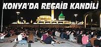 Konya'da Camiler doldu taştı