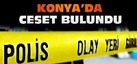 Konya'da Cinayet-Raylarda Ceset Bulundu
