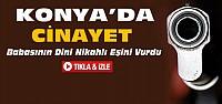 Konya'da Cinayet-VİDEO HABER