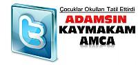 Konya'da Çocuklar Twitter'dan Okulu Tatil Ettirdi