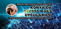 Konya'da da Access Bars Uygulaması Başladı
