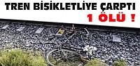 Konya'da Feci Tren Kazası: 1 Ölü