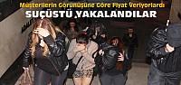Konya'da Fuhuş Operasyonunda 10 Kadına...