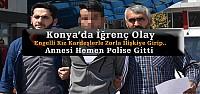 Konya'da İğrenç Olay:Engelli Kızlarla Zorla İlişkiye Girip..