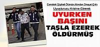 Konya'da Camide Kan Donduran Cinayet