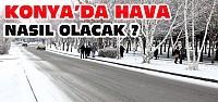 Konya'da Kar Yeniden Yağacak mı?