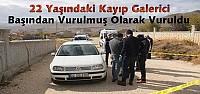 Konya'da Kayıp Kişi Öldürülmüş Olarak...