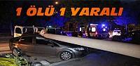 Konya'da Kaza:Otomobil Direğe Çarptı:1 Ölü