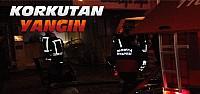 Konya'da Kuaför Salonunda Yangın Çıktı
