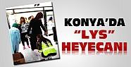 Konya'da LYS Heyecanı