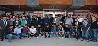 Konya'da MHP Seçim Koordinasyon Merkezi Açıldı