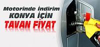 Konya'da Motorinin Tavan Fiyatı Ne Oldu?