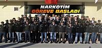 """Konya'da """"Narkotim"""" Göreve Başladı"""