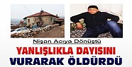 Konya'da Nişan Faciaya Dönüştü-Yanlışlıkla Dayısını Vurarak Öldürdü