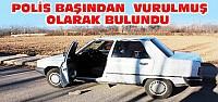 Konya'da Polis Memuru Aracında Ölü Bulundu