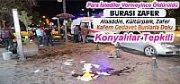 Konya'da Şehrin Göbeğinde Gasp Cinayeti