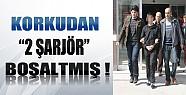 Konya'da Silahla Bir Kişiyi Vuran Zanlı Yakalandı