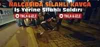 Konya'da Silahlı Kavga-VİDEO