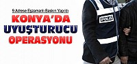 Konya'da Torbacılara Şafak Operasyonu-VİDEO