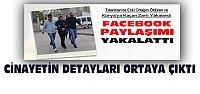 Konya'da Yakalanan Katil Zanlısı Tutuklandı