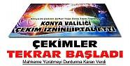 Konya'da Yasaklanan Şefkat Tepe'nin Çekimleri Yeniden Başladı