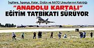 Konya'daki Anadolu Eğitim Kartalı Tatbikatları Sürüyor