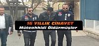 Konya'daki Cinayet 16 Yıl Sonra Aydınlatıldı