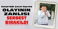 Konya'daki çocuk kaçırma olayının zanlısı serbest bırakıldı