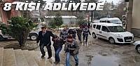 Konya'daki Eş Zamanlı Uyuşturucu Operasyonu