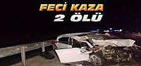 Konya'daki Kazada 2 Kişi Hayatını Kaybetti