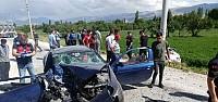 Konya'daki Kazada Aynı Aileden:1 Ölü...