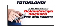 Konya'daki Telefon Dolandırıcısı Tutuklandı