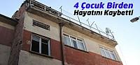 Konya'daki Yangında 4 Çocuk Öldü