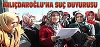 Konyalı Kadınlardan Klılçdaroğlu'na...