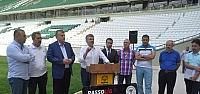 Yeni Stadyumda Konyalılara Passolig Alın...