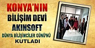 Konya'nın Bilişim Devi Akınsoft'ta Kutlama