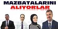 Konya'nın Seçilen Belediye Başkanları Mazbatalarını Alıyor