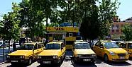 Konya'nın şehir yapısına uygun taksi durakları