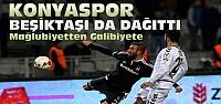 Beşiktaş-Konyaspor Çeyrek Final Maç...