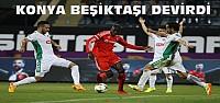 Konyaspor Deplasmanda Beşiktaşı Devirdi