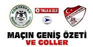 Konyaspor Elazığspor Maç Özeti ve Goller-VİDEO