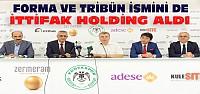 Konyaspor İttifak Holdingle Sponsorlukta Anlaştı