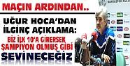 Konyaspor-Kayseri Erciyesspor Maçının Ardından-Basın Toplantısı