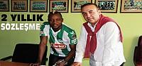 Konyaspor Sıssoko İle 2 Yıllığına Anlaştı