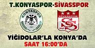 Konyaspor Sivasspor Maçı