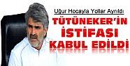 Konyaspor Teknik Direktörü Uğur Tütüneker'in İstifası Kabul Edildi