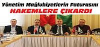 Konyaspor Yönetimi Basın Toplantısı Düzenledi