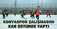 Konyaspor'da Akhisar Belediyespor Hazırlıkları Başladı